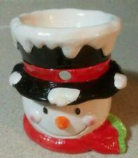 Yankee Candle Snowman Tart Wax Melt Warmer