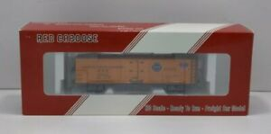 Red Caboose RR-34151-11 HO Pacific Fruit Express Refrigerator Car #98255 LN/Box