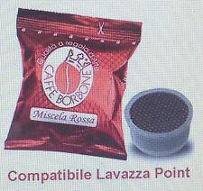 CAFFE' BORBONE 100 CAPSULE MISCELA ROSSA