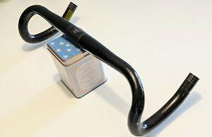 Zipp SL Short Shallow Compact Carbon Handlebar, 42cm, 31.8mm Dia, 128D 84.5R