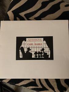 Carl Barks Suite Of 2 Sets Of 10 : Set I And Set II