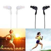 3.5mm Sports In-ear Wired Earphone Swimming Waterproof Headphone For iPhone MP3