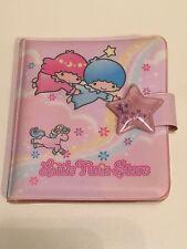 Little Twin Stars Vinyl Wallet RARE Collectable Sanrio Hello Kitty