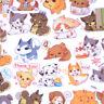 40pcs Self-made Cute Dog Scrapbooking Stickerpy Decorative Sticker DIYBILS