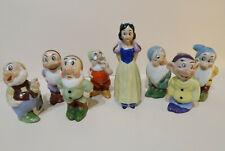 Blanche Neige et les 7 Nains Snow White Walt Disney Maw & Sons England 1938