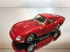 SOLIDO 4506 FERRARI 250 GTO 1963 - RED 1:43 - EXCELLENT - 8