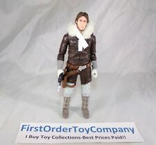 "Star Wars Black Series 6"" Inch Convention Han Solo Hoth Loose Figure COMPLETE"
