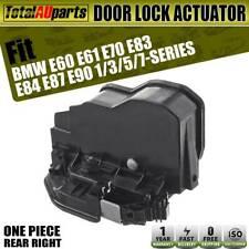 Door Lock Actuator for BMW E60 E61 E70 E83 E84 E87 E90 1/3/5/7-Series Rear Right