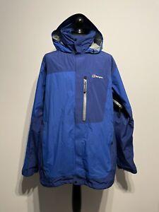 Berghaus Gore-Tex Outdoor Waterproof Jacket Coat (Mens / Size: XX Large)