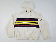 Polo Sport USA Windbreaker Jacket Men's Large L Ralph Lauren Stadium Vintage 90s