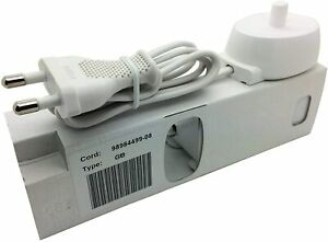 Genuine Braun Oral-B Power Adapter Charger electric toothbrush type 3757 220V