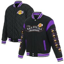 Los Angeles Lakers JH Design 17-Time NBA Finals Champions Reversible Jacket