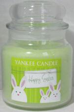 Yankee candle Vela en Frasco 429ml Aprox 65-75 Horas Happy Easter Verde