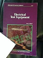 Electrical Test Equipment Hardcover Harry Mileaf