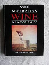 Australian Wine A Pictorial Guide Book Thomas K. Hardy Milan Roden wine regions