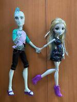 Monster High Couple Lagoona Blue & Gil Webber