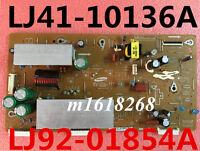 Samsung Y-Board 43EH YM LJ41-10136A LJ92-01854A S43AX-YB01 Y-Main Board PN43E450