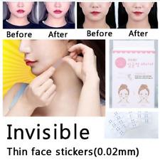 40Pcs Chin Face V Shape Adhesive Tape Fast Lift Tools Face Label Lift Up Maker