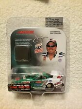 JOHN FORCE 1/64 CASTROL GTX HIGH MILAGE 2004 FORD MUSTANG FUNNY CAR