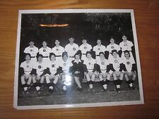 1952 original Rockford Peaches Team Photo 8 x 10 Alice Deschaine Ruth Richard