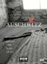 Auschwitz: Inside the Nazi State (DVD, 2009, 2-Disc Set) VERY GOOD