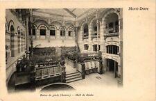 CPA  Mont-Dore - Bains de pieds (dames) - Hall de droite  (220456)