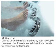 Spa & Pool Multi-Loch-Düsen Massage Jet Whirlpool 4inch Größe Loch Jet