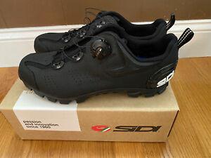 Sidi Defender 20 Size  44 MTB Shoes (worn Once Inside)