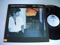 Linda Hirschhorn Skies Ablaze 1984 Stereo LP VG++ w insert