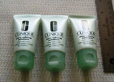 Clinique Pore Refining Solutions Charcoal Mask 1 oz x 3 - Dry Combination & Oily
