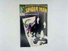 Spectacular Spider-Man #127 Marvel Comics 1987 Vf- Lizard