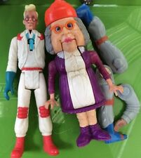 Real Ghostbusters 1988 Granny Gross Egon Ray Peter Arm Leg Limbs Action Figure