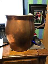 Vintage, large copper jug