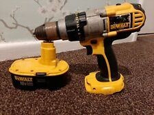 DEWALT 18V XRP COMBI DRILL DRIVER 3 SPEED HEAVY DUTY DC925 WITH 1X 2.6AH BATTERY