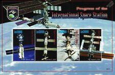 Progress of the International Space Station (ISS) Stamp Sheet/2006 Sierra Leone