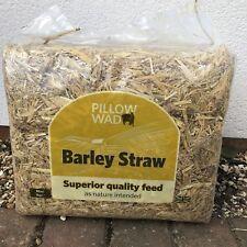 Barley Straw Bedding Rabbit Guinea Pig Rat Hamster Generates Heat Hand Picked