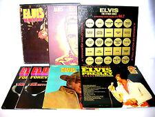 Elvis Presley LP Sammlung 7 Ausgaben mit 25 Platten