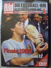 WM Klassikersammlung 8 Finale 1986 Deutschland vs Argentinien DVD