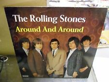 Rolling Stones Around and Around vinyl LP Decca Records 1970 German Import EX