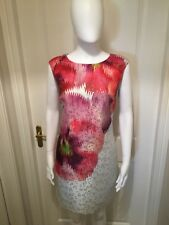 Ted Baker Pansy Diliana Shift Dress Tunic size UK16 Ted size 5 wedding/cruise