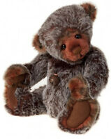 Charlie Bears Autumn - Gorgeous Plush Fur   - NEW!