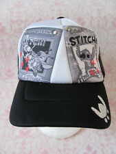 Disney Pin - TDL Hat & Pin Set Please Find Stitch Tokyo - Adult 57.5cm New