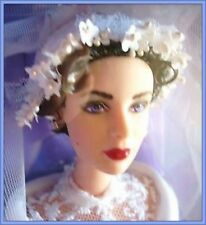 Elizabeth Taylor Father of the Bride portrait Barbie Doll New In Box NIB NRFB