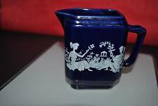 Vintage Pot à lait faïence anglaise Studio Szeiler England A.V.M