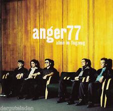 Allein Im Flugzeug - Anger 77 - CD Album