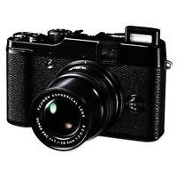 Fujifilm X Series X10 12.0MP Digital Camera - Black