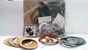 TH350 Turbo 350 Transmission Master Rebuild Kit 69-86 Clutches Steels