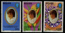 Belize   1982   Scott # 618-620  MLH Set