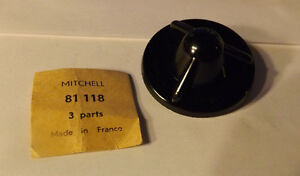 1 new old stock 304 304S 305 MITCHELL FISHING REEL DRAG KNOB 81118 NOS