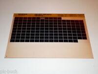 Microfiche Catalogo Ricambi Honda CB 125/CB 125 P Stand 12/1979